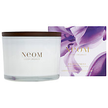 Buy Neom Enchantment 3 Wick Scented Candle Online at johnlewis.com