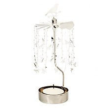 Buy Pluto Birds Chimes Tealight Holder Online at johnlewis.com