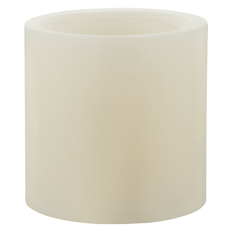 Buy John Lewis LED Candle, H4.5 x Dia.5cm Online at johnlewis.com