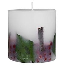 Buy John Lewis Winter Berry Inclusion Scented 1-Wick Candle Online at johnlewis.com
