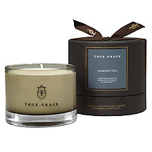 Buy True Grace Jasmine Tea Bowl Candle Online at johnlewis.com