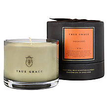 Buy True Grace Orangery Scented Bowl Candle Online at johnlewis.com