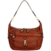 Buy Fiorelli Alfie Large Zipped Hobo Bag Online at johnlewis.com