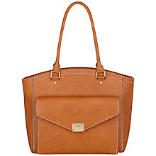 Buy Fiorelli Joey Lauren Grab Handbag, Tan Online at johnlewis.com