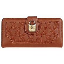 Buy Nica Bettina Tab Matinee Purse, Tan Online at johnlewis.com