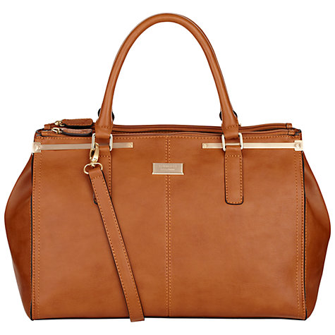Buy Fiorelli Jasmine Triple Zip Grab Handbag Online at johnlewis.com