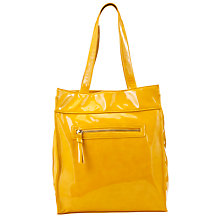 Buy John Lewis Shapes Zippy Tote Handbag Online at johnlewis.com