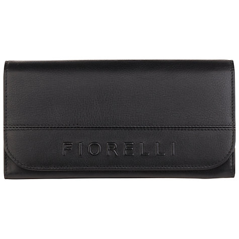 Buy Fiorelli Sarah Large Flapover Leather Purse Online at johnlewis.com