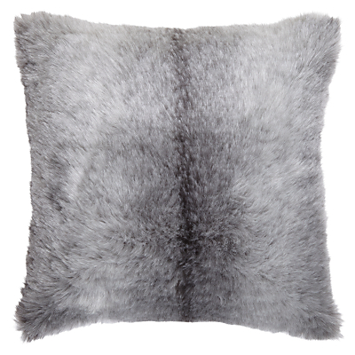 John Lewis Faux Fur Cushion.