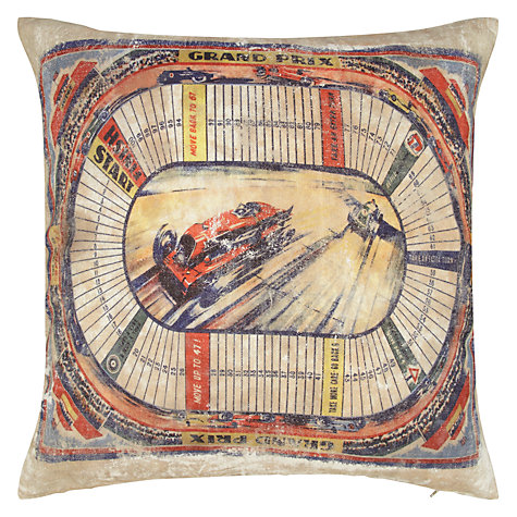 Buy Andrew Martin Grand Prix Cushion Online at johnlewis.com