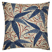 Buy William Morris Bamboo Cushion Online at johnlewis.com
