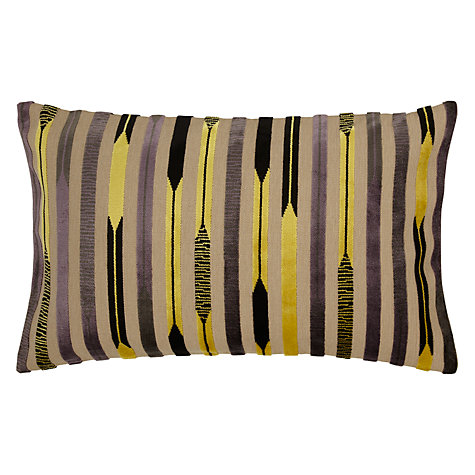 Buy Sanderson Kandinsky Stripe Cushion Online at johnlewis.com