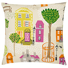 Buy Sanderson Jubilee Square Cushion Online at johnlewis.com