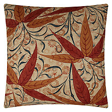 Buy Morris & Co Bamboo Cushion Online at johnlewis.com