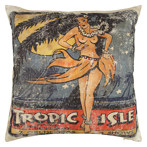Buy Andrew Martin Tropic Isle Cushion Online at johnlewis.com