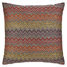 Buy Harlequin Chevron Cushion Online at johnlewis.com