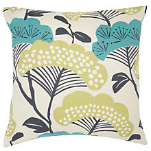 Buy Sanderson Home Tree Tops Cushion Online at johnlewis.com