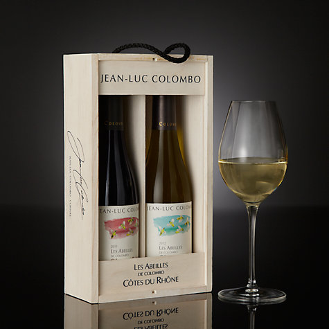 Buy Jean-Luc Colombo Red and White Wine Set, Pack of 2 Online at johnlewis.com