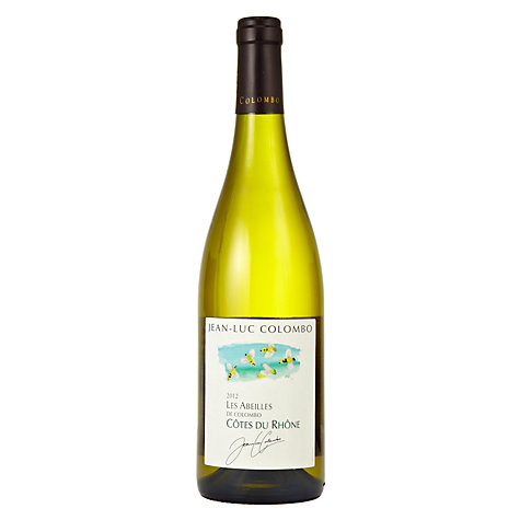 Buy Jean-Luc Colombo Côtes du Rhône White Wine, 75cl Online at johnlewis.com