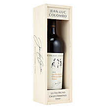 Buy Jean-Luc Colombo Crozes Hermitage Red Wine, 75cl Online at johnlewis.com