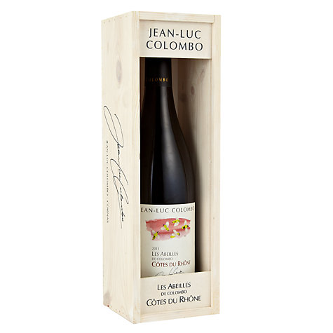 Buy Jean-Luc Colombo Côtes du Rhône Red Wine, 75cl Online at johnlewis.com
