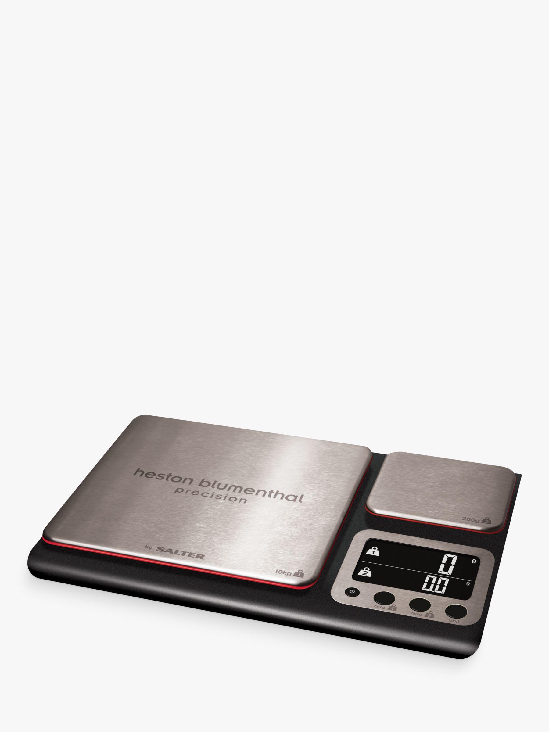 Heston Heston Blumenthal by Salter Dual Precision Digital Scale, 10kg