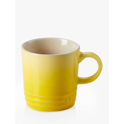 Buy Le Creuset Rainbow Espresso Mugs, Set of 6 Online at johnlewis.com