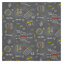 Buy John Lewis Burger Acrylic Coated Tablecloth Fabric Online at johnlewis.com