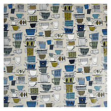 Buy John Lewis Cups PVC Tablecloth Fabric Online at johnlewis.com