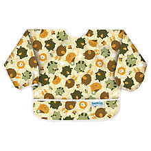 Buy Bumkins Forest Friends Baby Bib, Multi Online at johnlewis.com