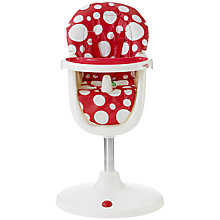 Buy Cosatto 3Sixti Circle Highchair, Red Bubble Online at johnlewis.com