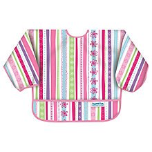 Buy Bumkins Ribbons Baby Bib, Multi Online at johnlewis.com