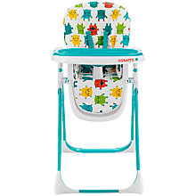 Buy Cosatto Noodle Supa Highchair, Monster Mash Online at johnlewis.com