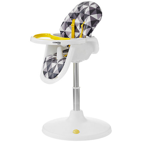 Buy Cosatto 3sixti Circle Highchair, Op Pop Online at johnlewis.com