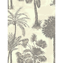 Buy Sophie Conran Coconut Grove Paste the Wall Wallpaper Online at johnlewis.com