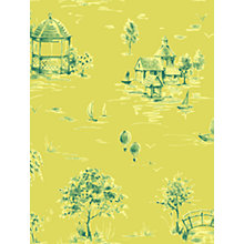 Buy Sophie Conran Lazy Days Paste the Wall Wallpaper Online at johnlewis.com