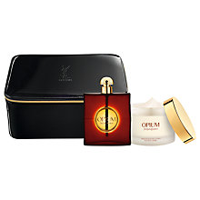 Buy Yves Saint Laurent Opium Eau de Parfum Fragrance Gift, 90ml Online at johnlewis.com