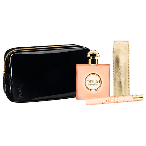 Buy Yves Saint Laurent Opium Vapeur Set, 50ml+10ml Online at johnlewis.com