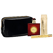 Buy Yves Saint Laurent Opium Eau de Toilette Fragrance Gift Set, 50ml +10ml Online at johnlewis.com