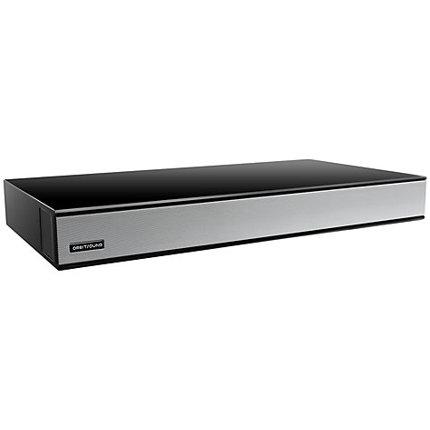 Buy Orbitsound SB60 airSOUND BASE Sound Base, Piano Black Online at johnlewis.com