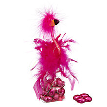 Buy Candy House Dame Bird Pen and Chocolate Set, 140g Online at johnlewis.com