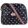 Buy Cath Kidston Baby Spotted Zip Changing Bag, Blue Online at johnlewis.com
