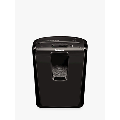 Fellowes Powershred M-8C Cross Cut Shredder, 15L