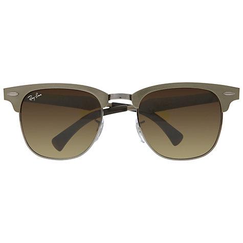 Buy Ray-Ban RB3507 Clubmaster Sunglasses Online at johnlewis.com