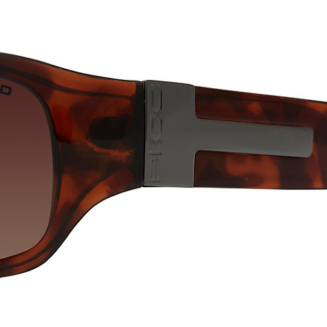 Buy BLOC T 2830 Wrap Around Sunglasses Online at johnlewis.com