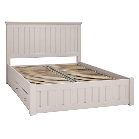 Buy John Lewis Helston Storage Bed, Kingsize Online at johnlewis.com