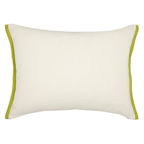 Buy Designers Guild Celeste Cushion, Porcelain Online at johnlewis.com