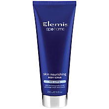 Buy Elemis Skin Nourish Body Scrub, 200ml Online at johnlewis.com