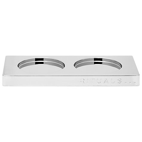 Buy Rituals Luxury Tray, Silver Online at johnlewis.com