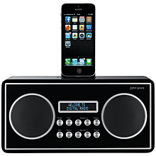 Buy John Lewis Astro Mini DAB/FM Dock Radio Online at johnlewis.com